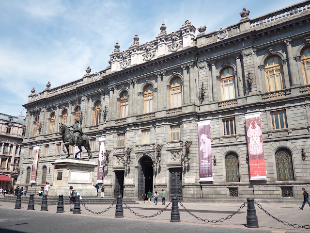 National Art Museum, Mexico City, Mexico