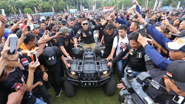 Relawan AHY di Pilgub DKI Bakal Deklarasi Dukung Moeldoko