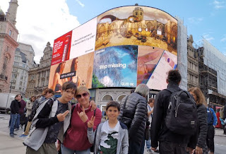 Londres, Picadilly Circus.