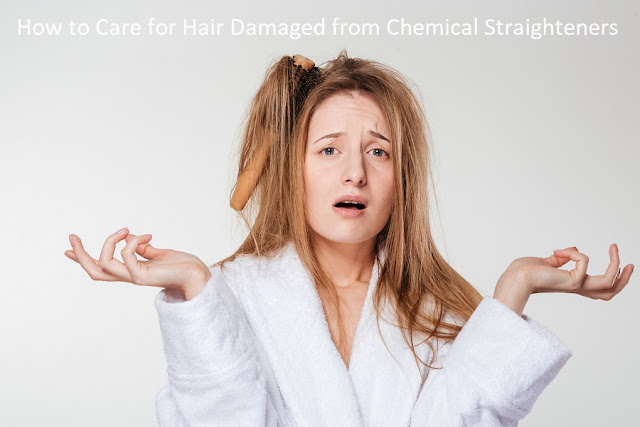 Find out how to restore your hair health after using harmful chemical treatments or irons. #carefordamagedhair #damagedhairfromchemicals #chemicalstraighteners #haircare #haircare routine #chemicaltreatments #hairdamage #restorehealthyhair #growlonghairfaster