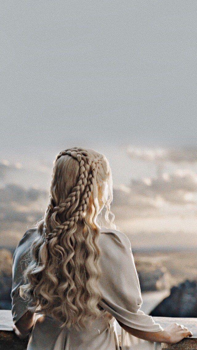Game of Thrones Daenerys Targaryen Phone Wallpaper