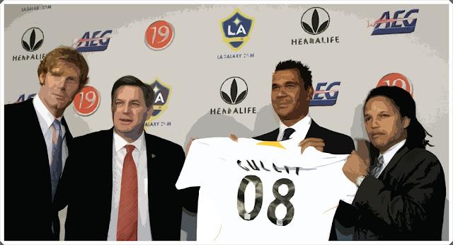 Ruud Gullit LA Galaxy