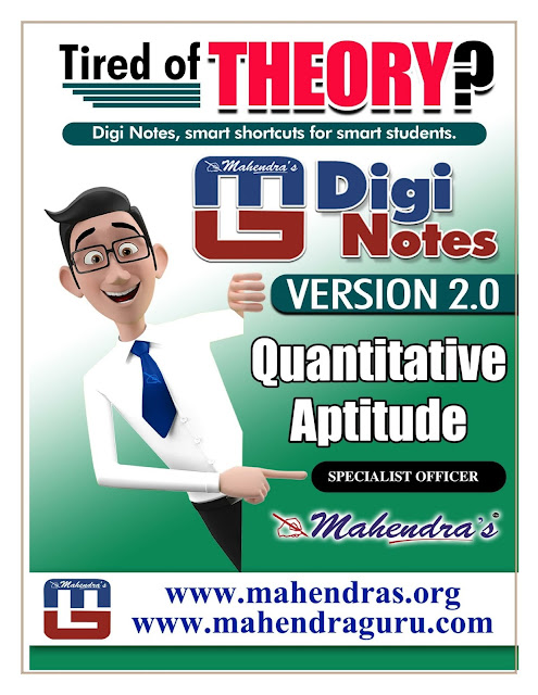 Digi Notes - 2.0 | Important Questions For IBPS SO Special | 29 .12. 2017