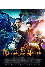 Monster Hunt (2015) BDRip 1080p Latino AC3 2.0 / Chino AC3 5.1