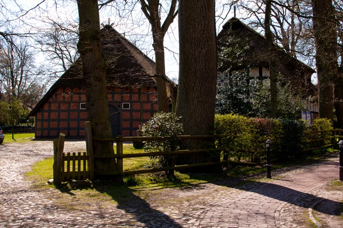 GERMANY: Fischerhude (Lower Saxony) | Wanderwings