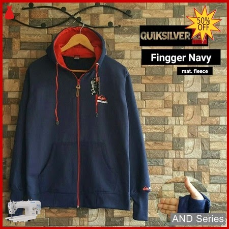 AND175 Jaket Pria Quicksilver Finger Jacket BMGShop