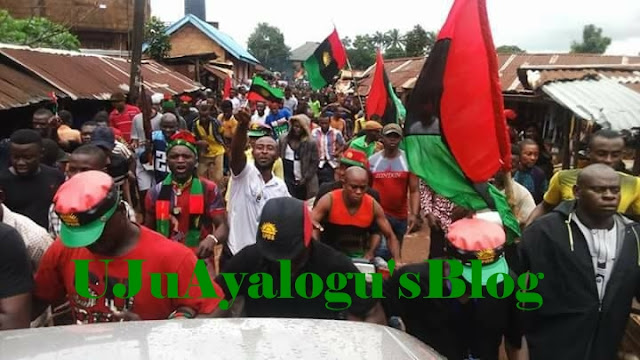 'I'll Be Inaugurated Biafra President On July 30 With US Support'