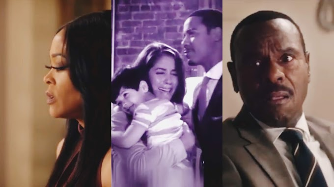 Ambitions Preview: Divorce, Damian and Daddy Carlisle!