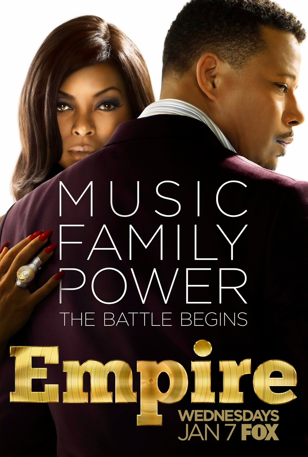 Empire serie poster