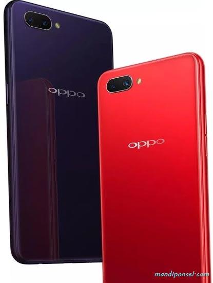 Spesifikasi dan Harga Terbaru OPPO A3S