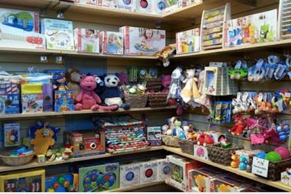 Peluang Sukses Terbuka Lebar dengan Bisnis Mainan Anak-Anak, Caranya?