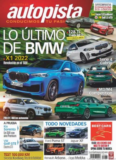 Magazine | Autopista [ES] # 3153 (October 2020) [PDF] [Es]