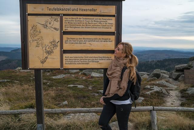 5 Wanderwege auf den Brocken im Harz  Zu Fuß auf den Brocken wandern - Wanderwege auf den Brocken im Überblick 09
