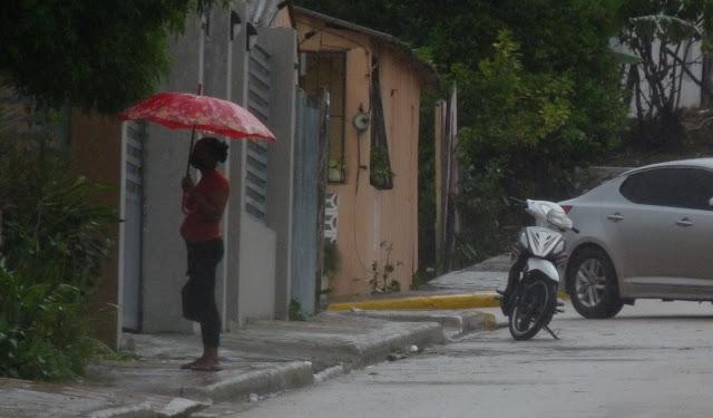ONAMET PREVEE CONTINÚAN LOS AGUACEROS Y TRONADAS POR VAGUADA