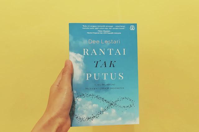 Review Rantai Tak Putus - Dee Lestari