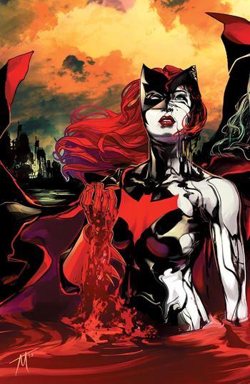 Batwoman en los cómics de DC