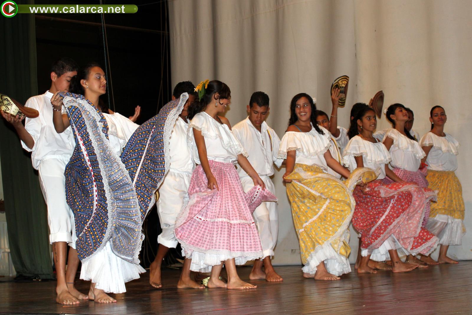 Danza folclórica - Segundo Henao
