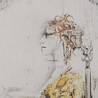 Paul Wunderlich pintura figurativa retrato