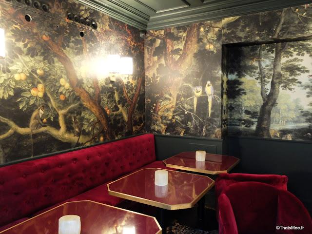 art deco hotel particulier montmartre Paris 18eme