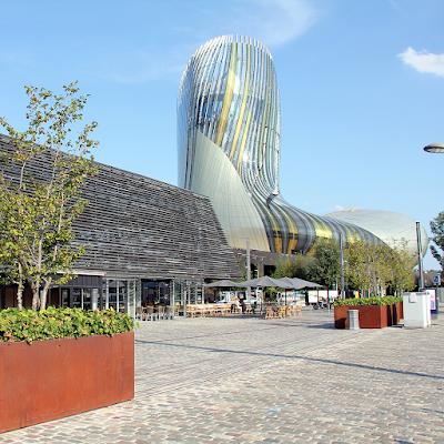 The Cité du Vin.