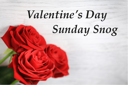 Valentines Snog banner