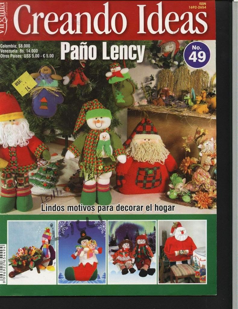 Revistas navide as gratis 2014 blog de santa clauss for Ver manualidades navidenas