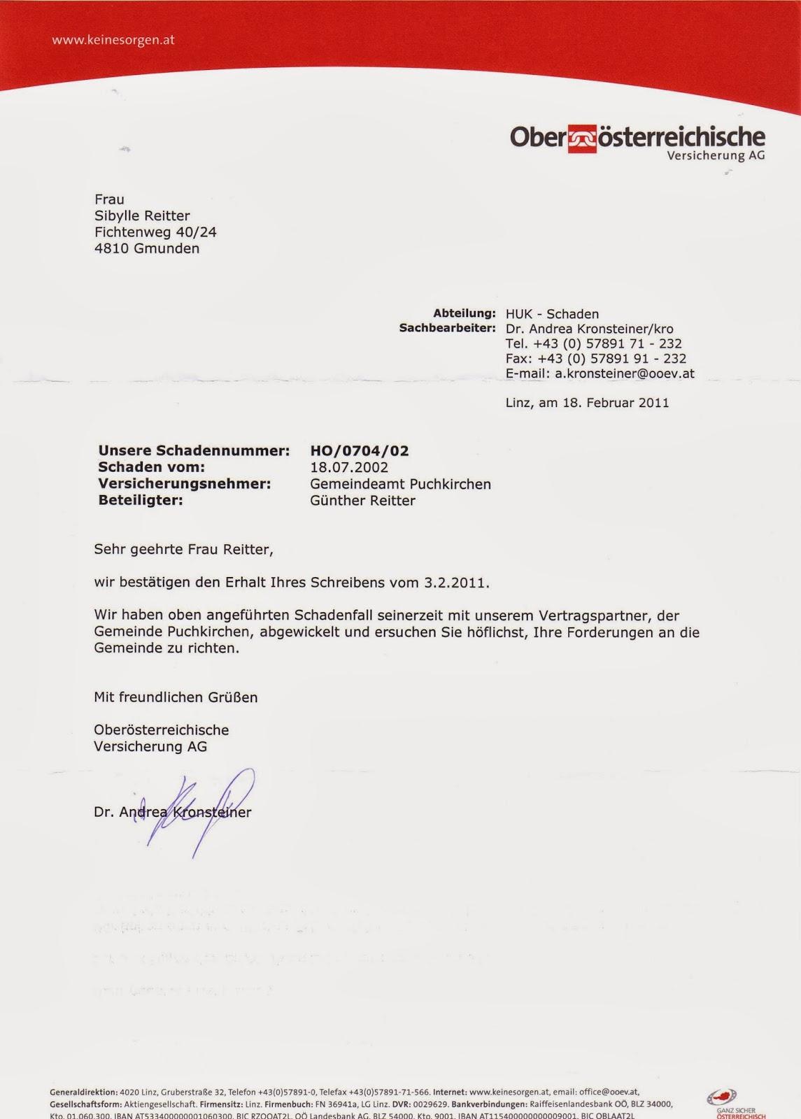 Amtsmissbrauch in OÖ: Oktober 2017