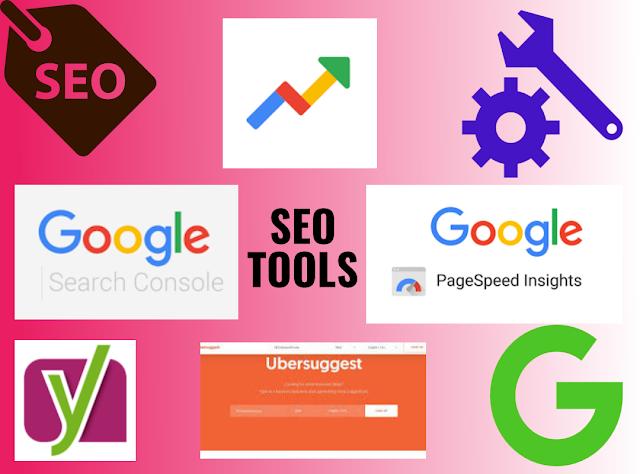 Rank #1 on Google using Free SEO Tools