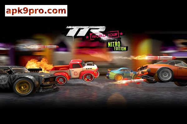Table Top Racing: World Tour – Nitro Edition 1.5.2 Apk + Mod + Data (File size 0.98 GB) for android