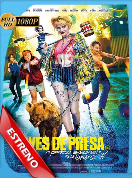 Aves de Presa [2020] [1080p WEB-DL] [Latino-Inglés] [GoogleDrive] PZI