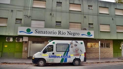 Confirmaron 21 trabajadores del sanatorio Río Negro con Covid-19, 2 son de Roca