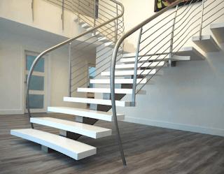 desain tangga untuk rumah minimalis