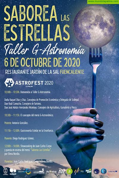 El Cabildo abre el plazo de inscripciones para la jornada gastronómica 'Saborea las estrellas'