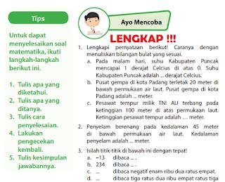 Buku Senang Belajar Matematika Kelas 6 Halalaman 1, 4, 10, 11, 12, www.simplenews.me