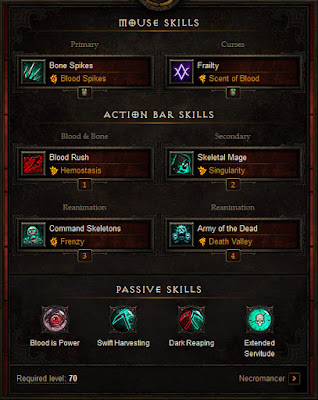 Diablo  Rathma Solo Build