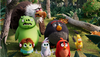 The Angry birds 2 Full movie review,hindi voice dubbing with kapil sharma