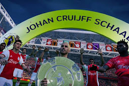 Johan Cruyff Shield Gate & Winner Platform - PES 2017