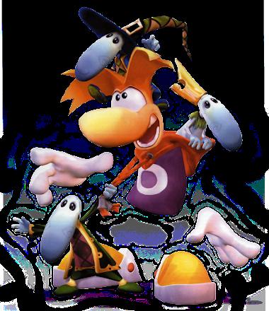 Rayman 3: Hoodlum Havoc - Rayman and the Teensies BY  PaperBandicoot
