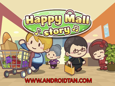 Happy Mall Story Mod Apk v1.7.1 Unlimited Diamonds Terbaru