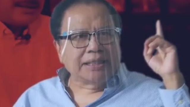 Kritik Jokowi, Rizal Ramli: Kabinetnya Tak Sesuai dengan Tema Bung Karno, Pantes Nyungsep