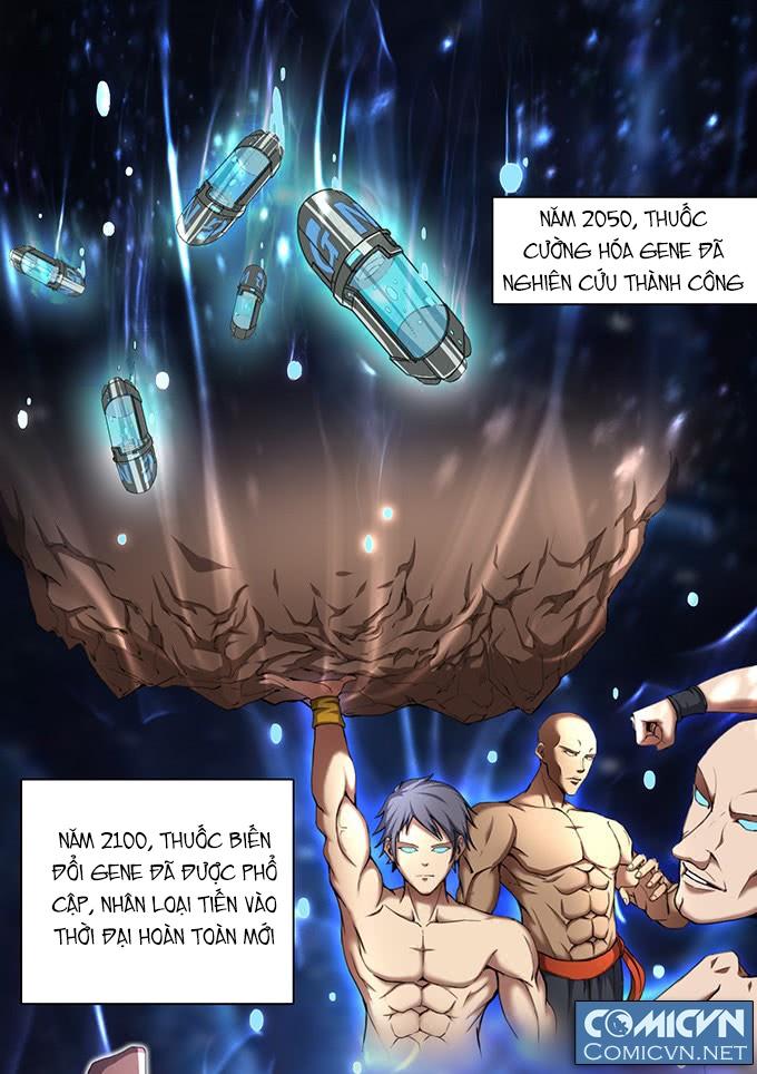 Đường Dần Tại Dị Giới Chap 192 - Trang 13