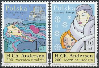 Poland 2005 - Hans Christian Andersen