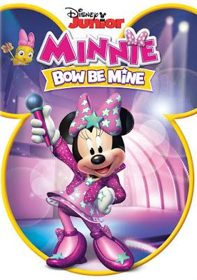 Minnie Bow Be Mine [2019] [DVD R1] [Latino]