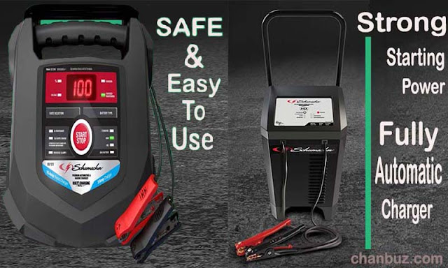 Schumacher Battery Charger- Review #1 Battery Charger