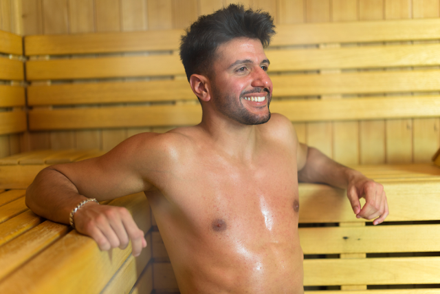 Sauna, Secrets of Healthy Life and Longevity