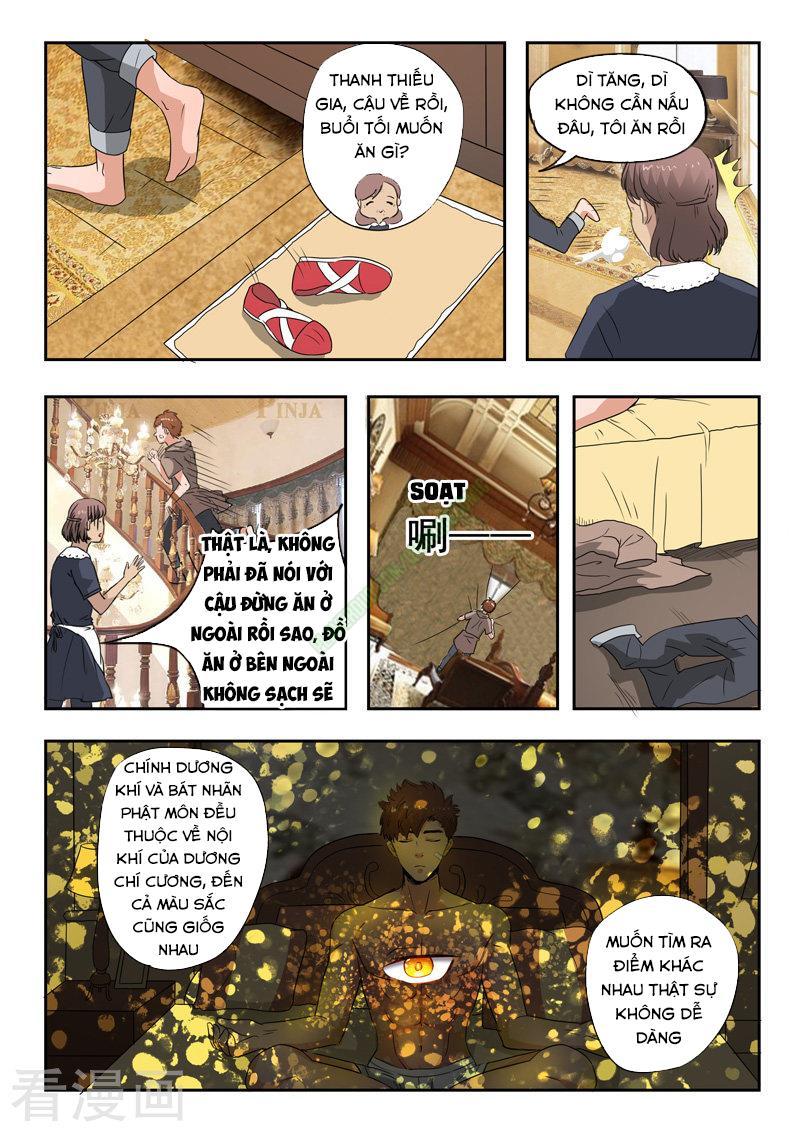 thấu thị chi nhãn Chapter 160 - upload bởi truyensieuhay.com