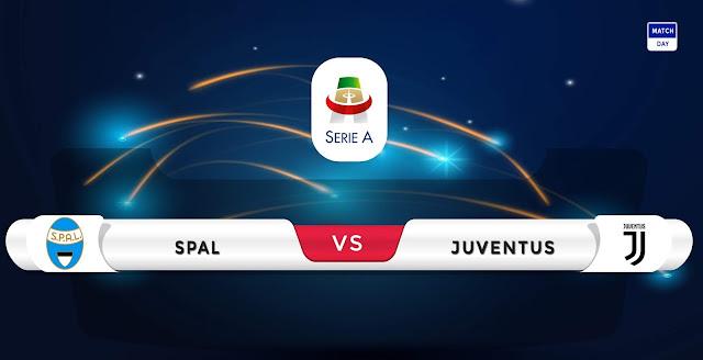 SPAL vs Juventus Prediction & Match Preview