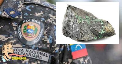 Cuatro policias comerciaban trozos de Uranio en los alrededores del CCCT