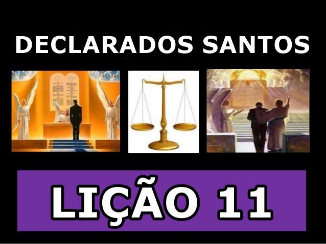 declarados santos 11