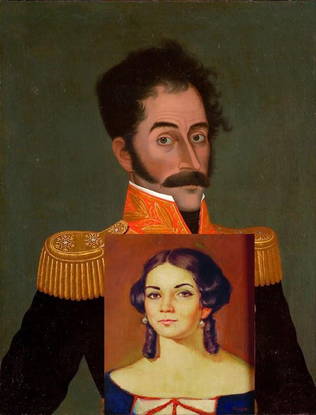 La española que amó a Bolívar y la Cumbre Iberoamericana
